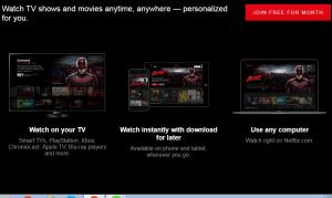Netflix Watch Live