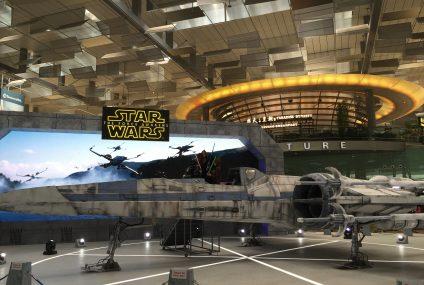 Como assistir Star Wars online
