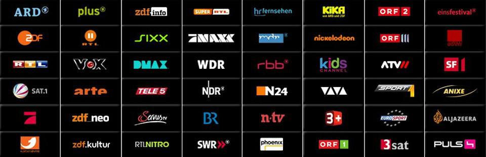 German Tv Channels