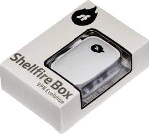 shellfire VPN box