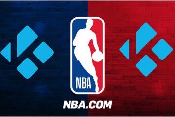 Regarder la NBA sur Kodi en dehors des USA