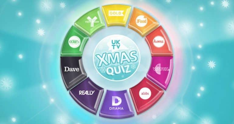 UKTV Circle Xmas Shows