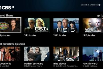 How to access Amazon Prime and CBS All Access outside the US