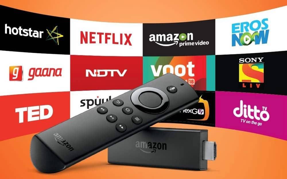 Fire tv stick nimmt amazon konto nicht
