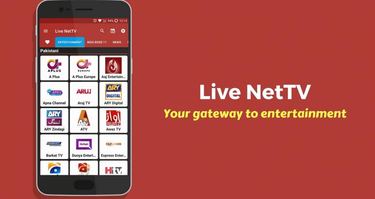 Live NetTV