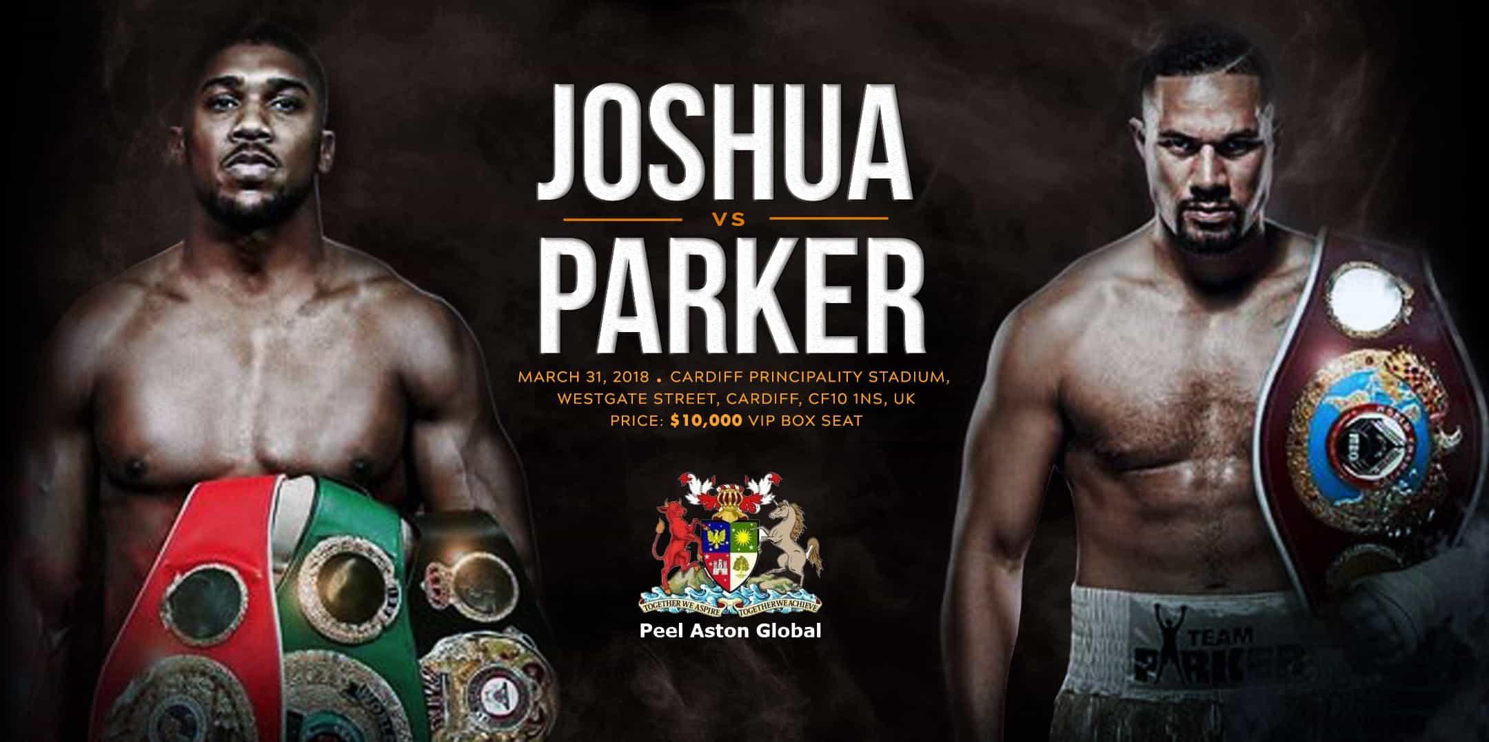 Joshua Vs Parker Rtl