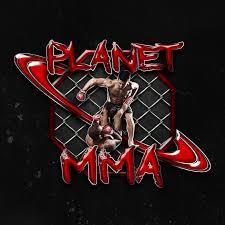 Planet MMA logo