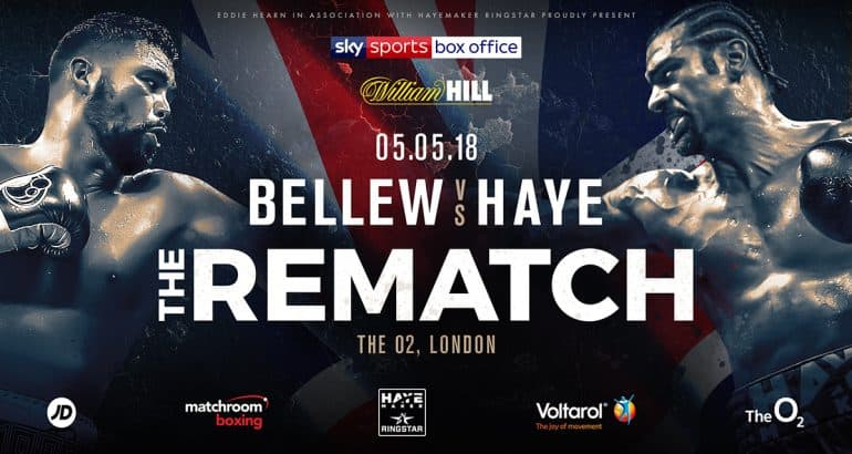 Bellew vs Haye Fight