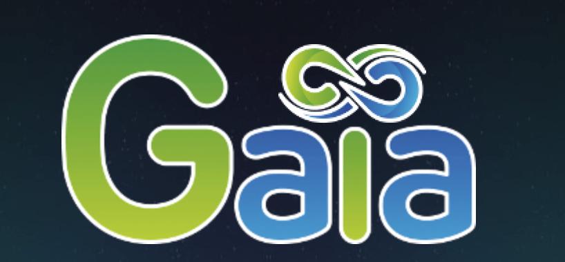Gaia Kodi Addon Logo