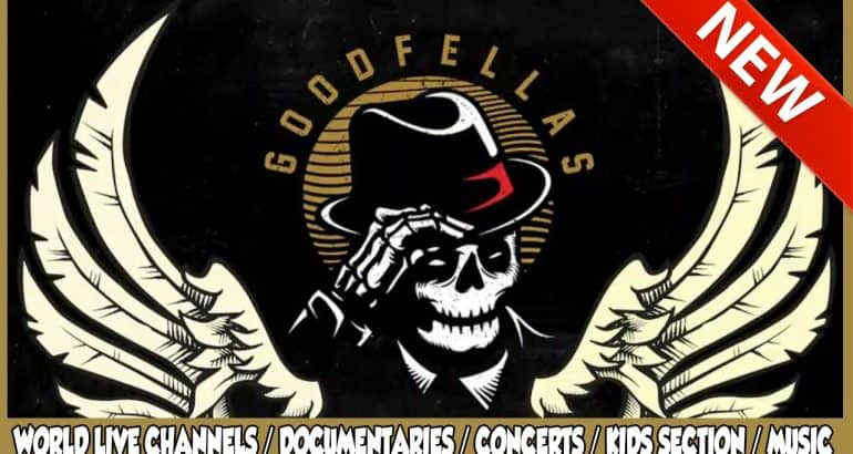Goodfellas-2.0 Kodi Addon New