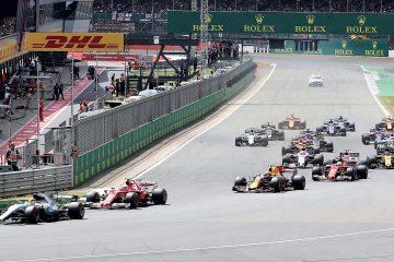 Como assistir ao 2018 GP de Fórmula 1 do Reino Unido Online