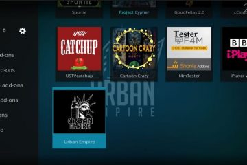 Installer l'add-on Empire pour Kodi