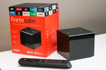 Devo comprar um Fire TV Cube?