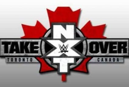 Watching WWE NXT Takeover Online