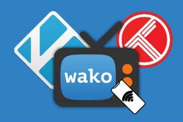 App Wako para Kodi: o que é e como instalá-lo