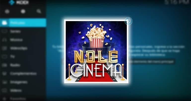 Nole Cinema Kodi AddOn