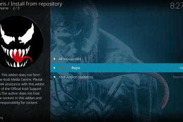 VENOM KODI ADDON: How does it work?