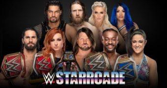 La Mejor Forma de Ver la WWE Starrcade