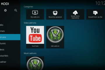 Installer l'add-on Kodi Loki