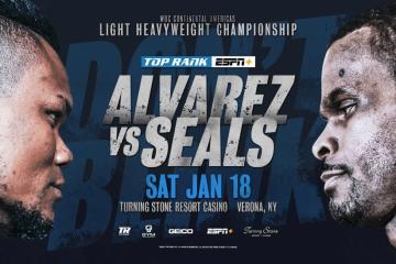 Vea Eleider «Storm» Alvarez vs. Michael Seals