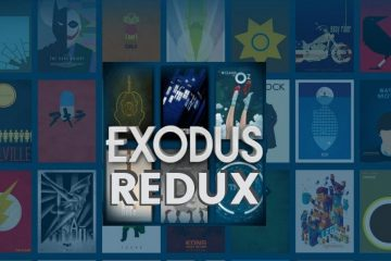 Wie du das Exodus Redux Kodi-Add-On installierst (Update April 2020)