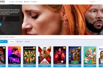 Alternative a 1234Movies per guardare film nel 2020