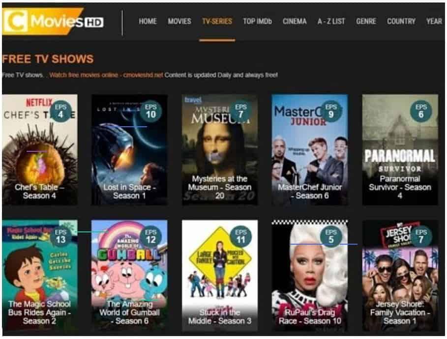 Cmovies 2020 - Películas ilegales en HD Descarga Sitio web, Ver C...